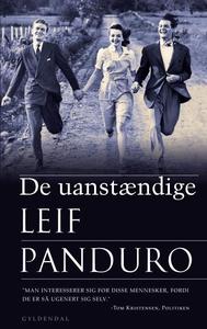 De uanstændige (lydbog) af Leif Pandu