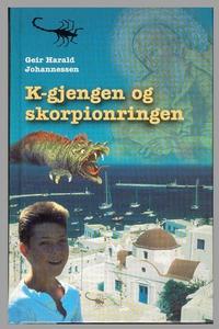 K-gjengen3 og skorpionringen (ebok) av Geir H