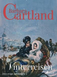 Vinterreisen (ebok) av Barbara  Cartland