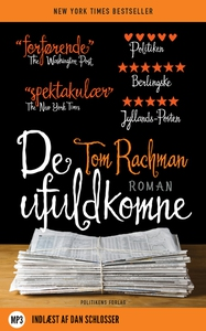 De ufuldkomne (lydbog) af Tom Rachman