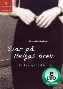 Svar på Helgas brev (lydbog) af Bergs