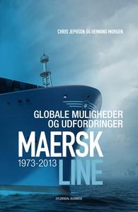 Maersk Line (e-bog) af Chris Jephson,