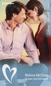 På date med forloveren (e-bog) af Melissa McClone