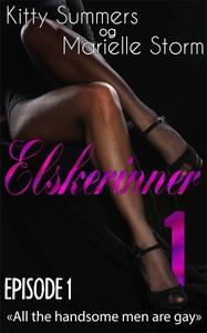 Elskerinner (ebok) av Kitty Summers, Marielle