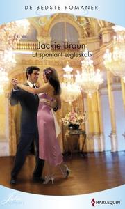 Et spontant ægteskab (e-bog) af Jacki
