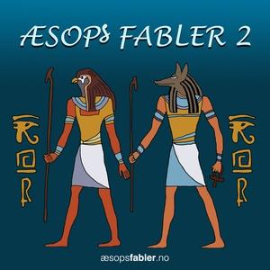 Æsop's Fabler 2 (lydbok) av Æsop's Fabler, Æs