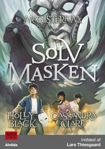 Magisterium 4: Sølvmasken (lydbog) af