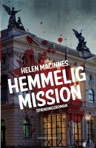 Hemmelig mission (e-bog) af Helen Mac