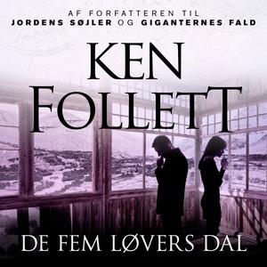 De fem løvers dal (lydbog) af Ken Fol