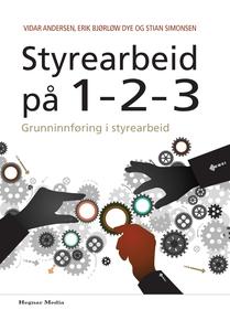 Styrearbeid på 1-2-3 (ebok) av Erik   Bjørløw