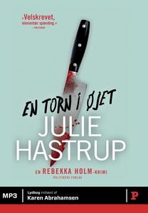 En torn i øjet (lydbog) af Julie Hast