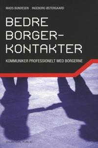 Bedre borgerkontakter (e-bog) af Inge