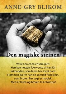 Den magiske steinen (ebok) av Anne-Gry Blikom