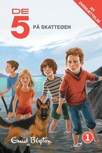 De 5 på Skatteøen (e-bog) af Enid Bly