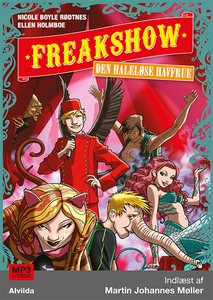 Freakshow 3: Den haleløse havfrue (ly