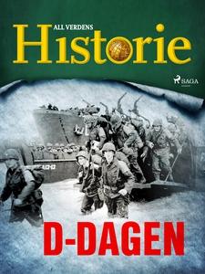 D-dagen (ebok) av All verdens historie .