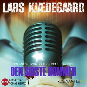 Den sidste dommer (lydbog) af Lars Kj