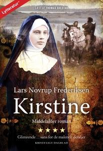 Kirstine (lydbog) af Lars Novrup Fred