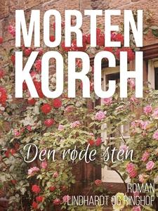 Den røde sten (e-bog) af Morten Korch
