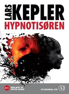 Hypnotisøren (lydbog) af Lars Kepler