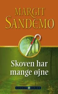 Sandemoserien 10 - Skoven har mange øjne (e-bog) af Margit Sandemo, Tine Hovgaard Jørgensen