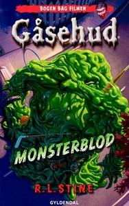 Gåsehud - Monsterblod (lydbog) af R.