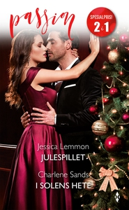 Julespillet / I solens hete (ebok) av Lemmon
