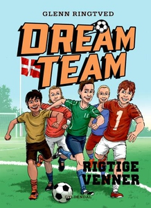 Dreamteam 9 - Rigtige venner (lydbog)