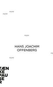 Myrer (e-bog) af Hans Joachim Offenbe