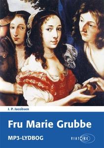 Fru Marie Grubbe (lydbog) af J.P. Jac
