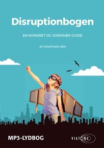Disruptionbogen (lydbog) af Jonathan