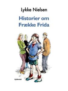 Historier om Frække Frida (lydbog) af