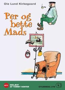 Per og bette Mads (lydbog) af Ole Lun