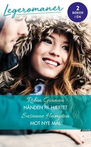 Hånden på hjertet / Mot nye mål (ebok) av Gia