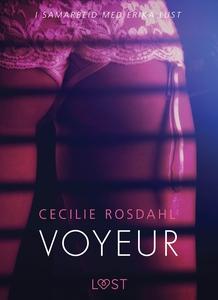 Voyeur - en erotisk novelle (ebok) av Cecilie
