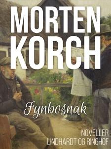 Fynbosnak (e-bog) af Morten Korch