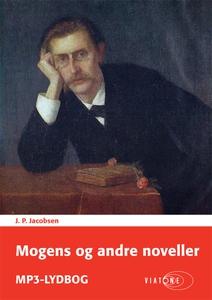 Mogens og andre noveller (lydbog) af
