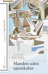 Manden uden egenskaber, 1-4 (e-bog) af Karsten Sand Iversen, Robert Musil