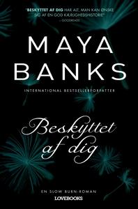Beskyttet af dig (e-bog) af Maya Bank