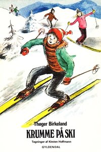 Krumme på ski (e-bog) af Thøger Birke