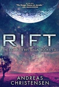 Rift: The Complete Rift Saga: Books 1-3 (ebok