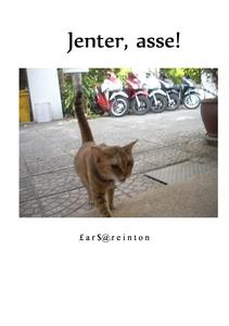 Jenter, asse! (ebok) av Lars A. Reinton