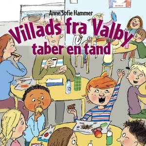 Villads fra Valby taber en tand (lydb