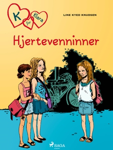 K for Klara 1 - Hjertevenninner (ebok) av Lin