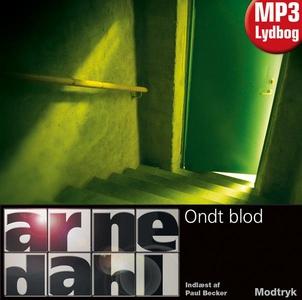 Ondt blod (lydbog) af Arne Dahl