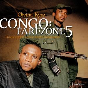 Congo: Farezone 5 (lydbog) af Øjvind