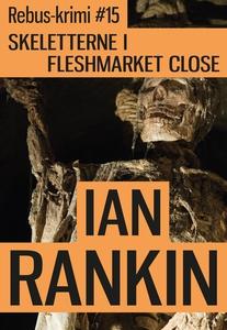 Skeletterne i Fleshmarket Close (e-bog) af Søren K. Barsøe, Ian Rankin