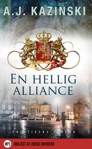 En hellig alliance (lydbog) af A.J Ka