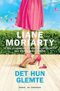 Det hun glemte (e-bog) af Liane Moria