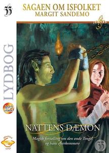 Isfolket 33 - Nattens dæmon (lydbog)